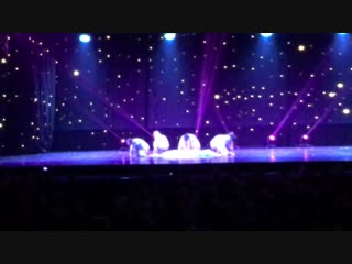 Тодес-Павелецкая, номер Люди, отчетный концерт 17 декабря 2017, Крокус Сити