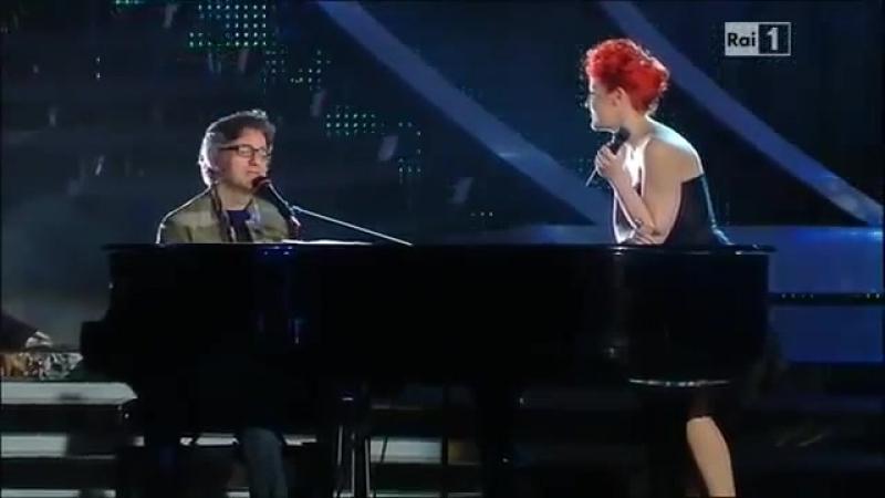 Noemi e Gaetano Curreri - Sono solo parole - 17 02 2012