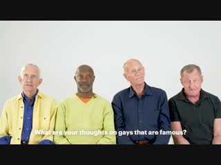 Old gays guess famous gays.mp4