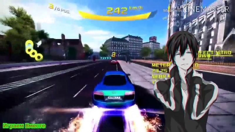 Играю в игру Real Car Drift Racing