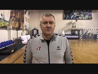 Михаил Алексеевич о сборах и турнире