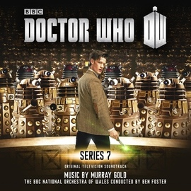 Murray Gold альбом Doctor Who - Series 7 (Original Television Soundtrack)