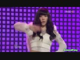 Tiffany (SNSD) - Gee (Part Compilation)