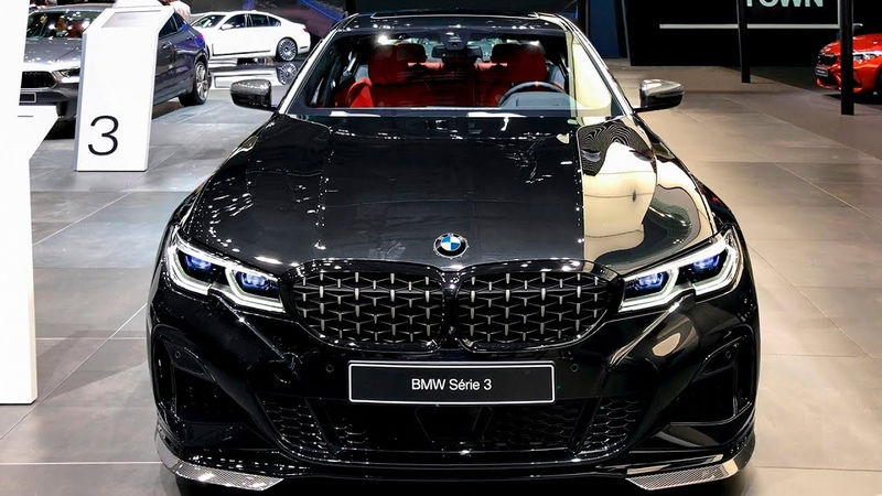 BMW M340i M Performance (2020) - Wild Sports Sedan!