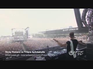 Nicky Romero vs Trilane & Kokaholla - Bittersweet (Justin Prime Remix)