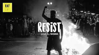 (free) 90s Old School Boom Bap type beat x hip hop instrumental | 'Resist' prod. by NIGMA