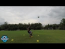 Training Session for Midfielders How to get better at passing and turning FDB Soccer