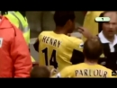 September 18th, 1999. Thierry Henry's first of many goals for Arsenal. Give this a retweet to show respect to the GOAT Premier L