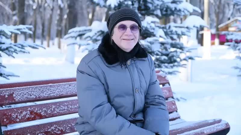 Саша Ветров поздравляет с новым годом Лисий Остров
