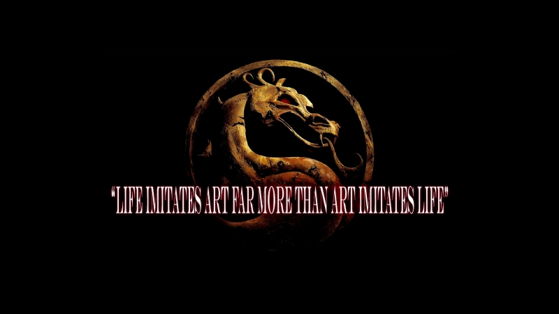 Mortal Kombat Begins Now!