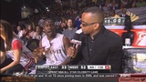 HD Kevin Hart NBA Celebrity all star weekend Houston 2013 Back2Back MVP _ Hilarious LOL