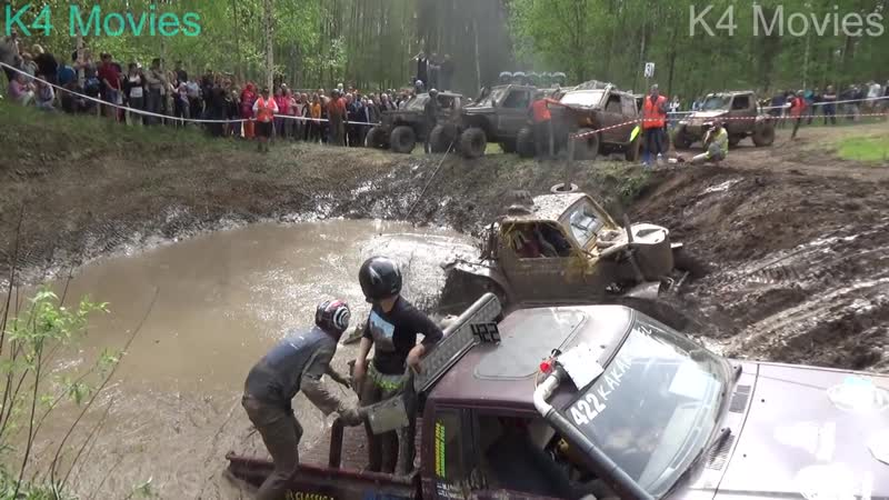 Girls team in Off-Road vehicle race _ Oro 2016