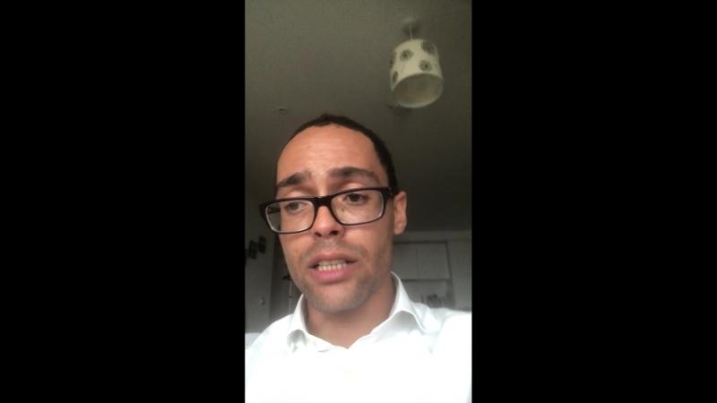 Видео отзыв моего англоязычного друга Лебоны из Лондона