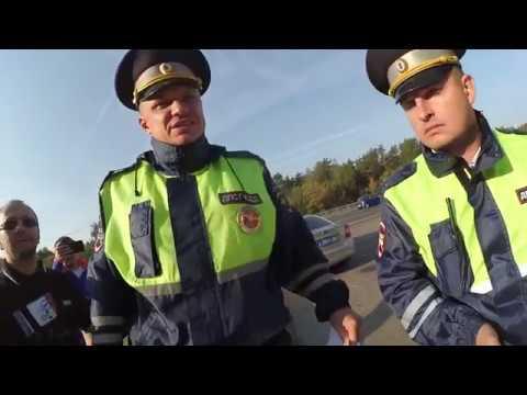 Репост!Дерзкие ДПСники хотели арестовать водителя за убранный мусор.Часть 2