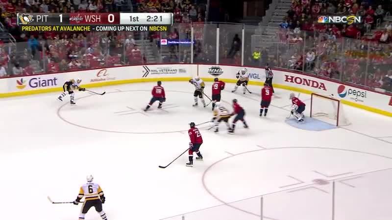 Holtbys tough save on Crosby