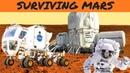 NASA's Kilopower reactor, Mars Habitat and Rover