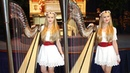CAROL OF THE HARPS (Harp Twins) Camille and Kennerly