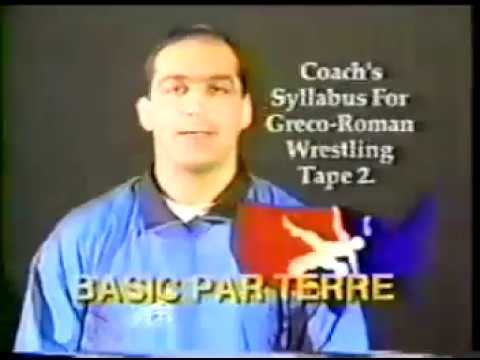 3. Basic Par Terre of Greco Roman Wrestling Guidance by World Champion Mike Houch