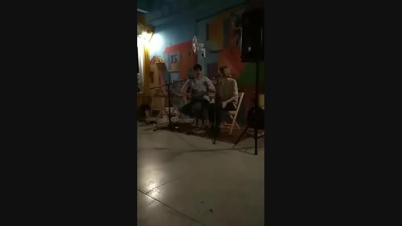 Дуэт ЧБ в AgTanGo
