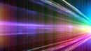 4K UHD Peaceful Rainbow LightBeams Meditation Animation Background