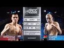 Мухаммад Шехов Россия vs Андрей Исаев Беларусь 23 03 2019 RCC Boxing Promotions FULL HD