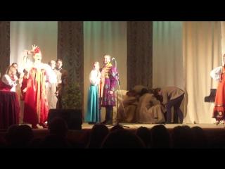 театральная постановка отрывка из сказки С.Т.Аксакова