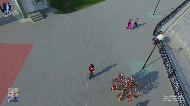 Виды города Костанай с высоты птичьего полета Best of Kostanay Aerial FPV Drone flights