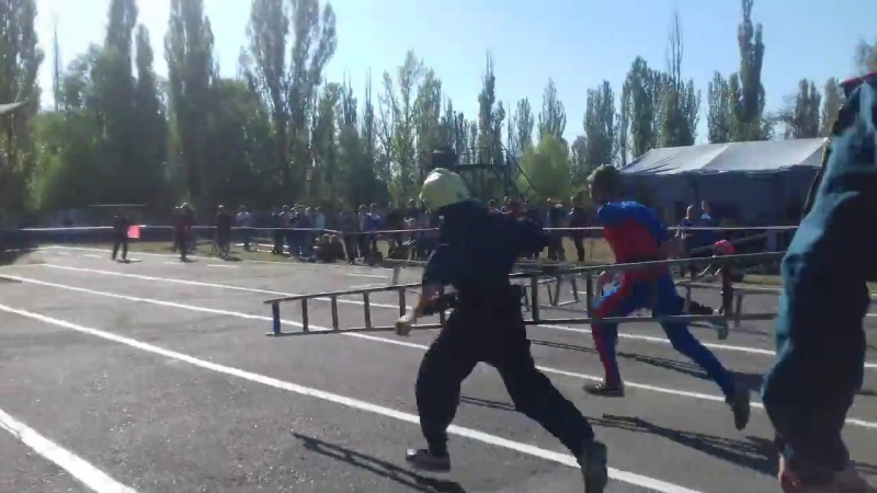 штурмовка Ерисов