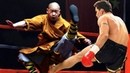 KungFu Monk vs Kickboxers Dont Mess With Kung Fu Masters