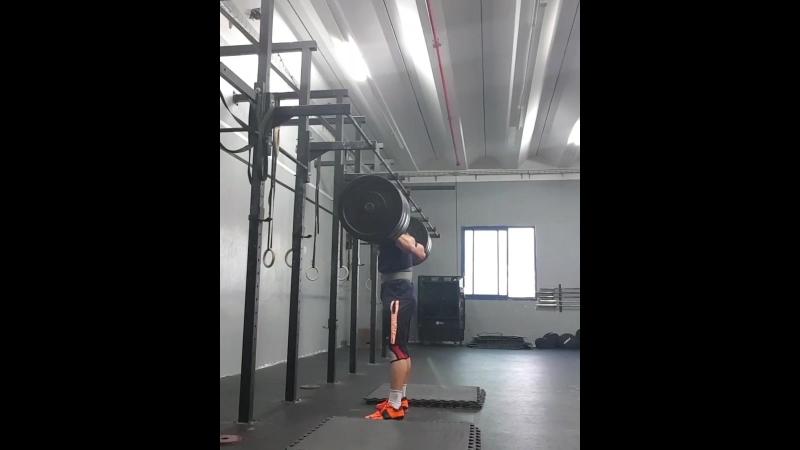 Back Squat 173kg