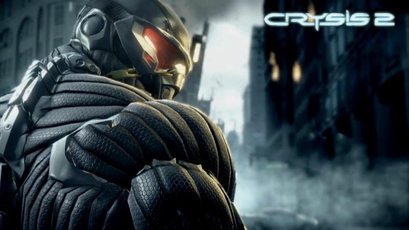 Crysis 2 часть 5 с микрофона пожилой enot B