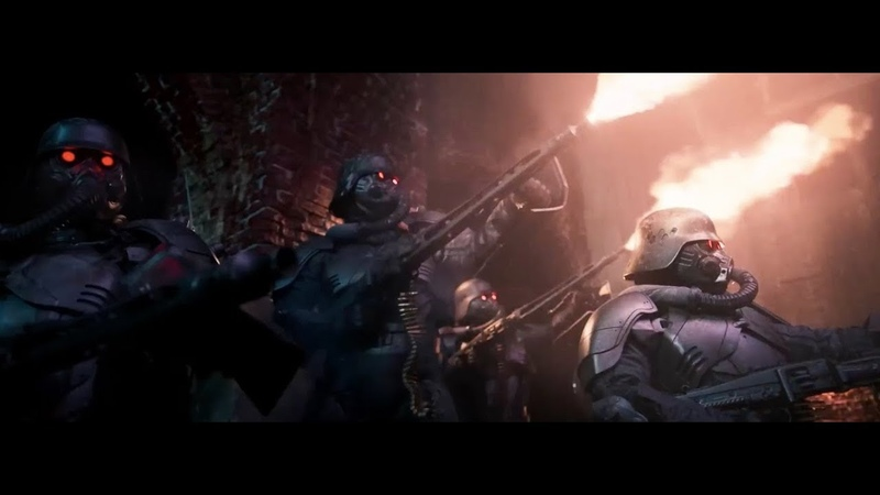 Jin-Roh: The Wolf Brigade Live Action Trailer