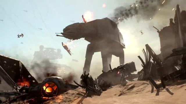Star Wars Battlefront Battle of Jakku Teaser Trailer Unravel Full Tokyo Ghoul OP Orchestral Cover amv