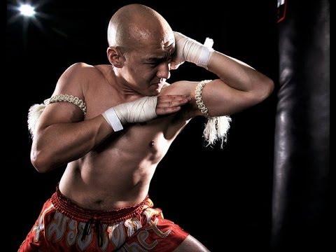 Муай Тай МУВИ ДО Тайский бокс Как работают профи Смотри и учись