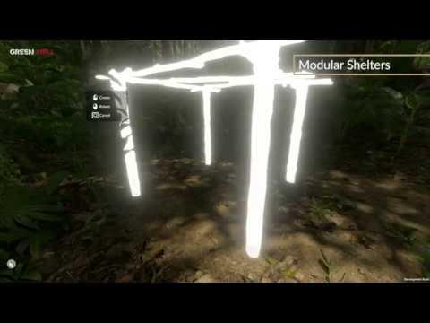 Green Hell - New Feature Modular Shelter