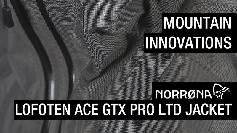Mountain Innovations: Norrøna Lofoten ACE GTX Pro Ltd Jacket
