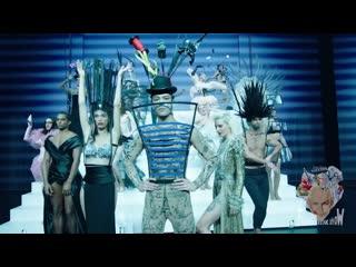 Jean paul gaultier fashion freak show