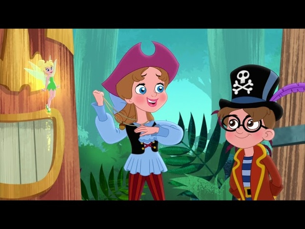 Джейк и Пираты Нетландии - Последняя надежда Капитана Крюка - серия 20 сезон 4 | Мультфильм Disney