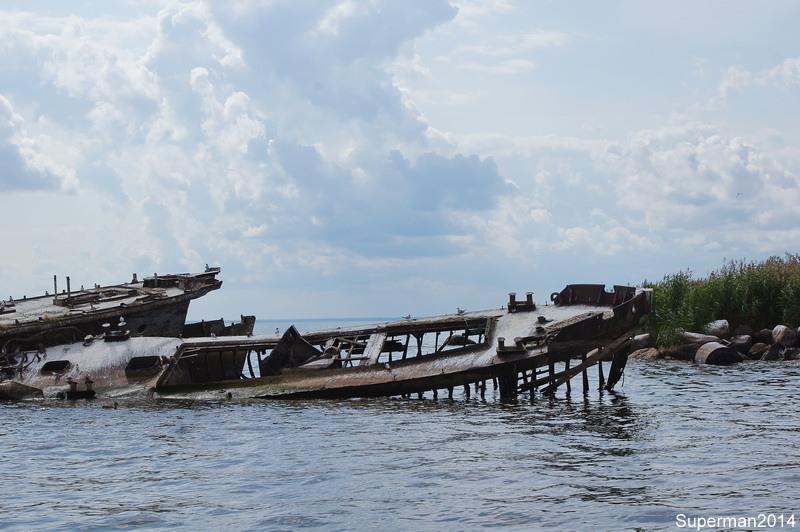 Талабские острова (Часть-1) архитектура