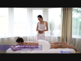 Leanne lace - massagerооms [all sex, hardcore, blowjob, gonzo]