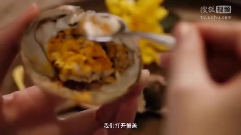 上海最嗲女子教你如何优雅的吃大闸蟹