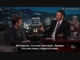 Шоу «Джимми Киммел в прямом эфире»   8.11.18 (русские субтитры)