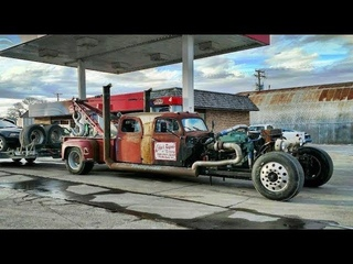 DIESEL RAT RODS UNLEASHED 2018. ABSOLUTE RAT ROD INSANITY