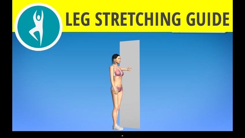 Quadriceps Stretching Exercises at Home Quad Stretch after a Leg Workout to Avoid Sore Muscles