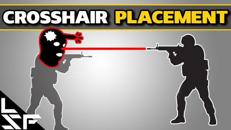 PRE-AIM CROSSHAIR PLACEMENT - CSGO Guide