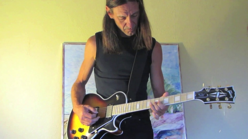 Sweet Child of mine 3th solo with improvisation by Andrea Di Paola