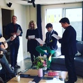 Matt M. Ersin on Instagram Memory from the last season of The Voice ( Canadian edition La Voix) .. the four coaches Lara Fabian, Garou, Alex...