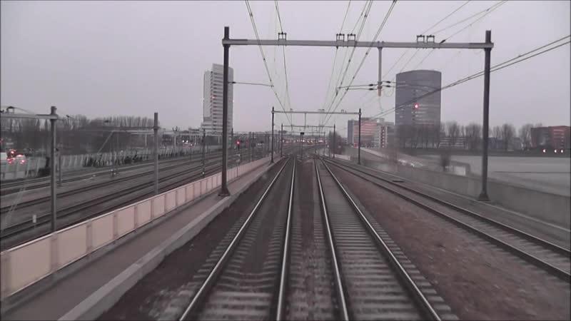 Netherlands. Den Haag-Amsterdam