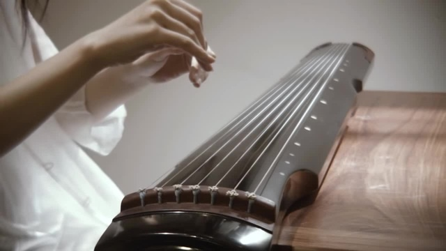 【古琴】《左手指月》GuQin(Chinese traditional instrument) coub