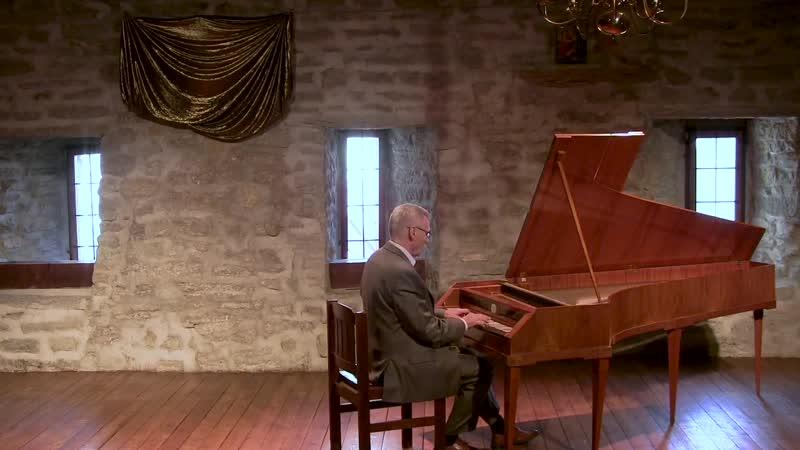 974 J.S.Bach - Concerto in D minor, BWV 974 [Alessandro Marcello - Oboe Concerto in D minor, S.Z799] - Ivo Sillamaa, fortepiano.